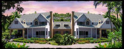 แบบบ้านแฝด 2ชั้น Twin House5